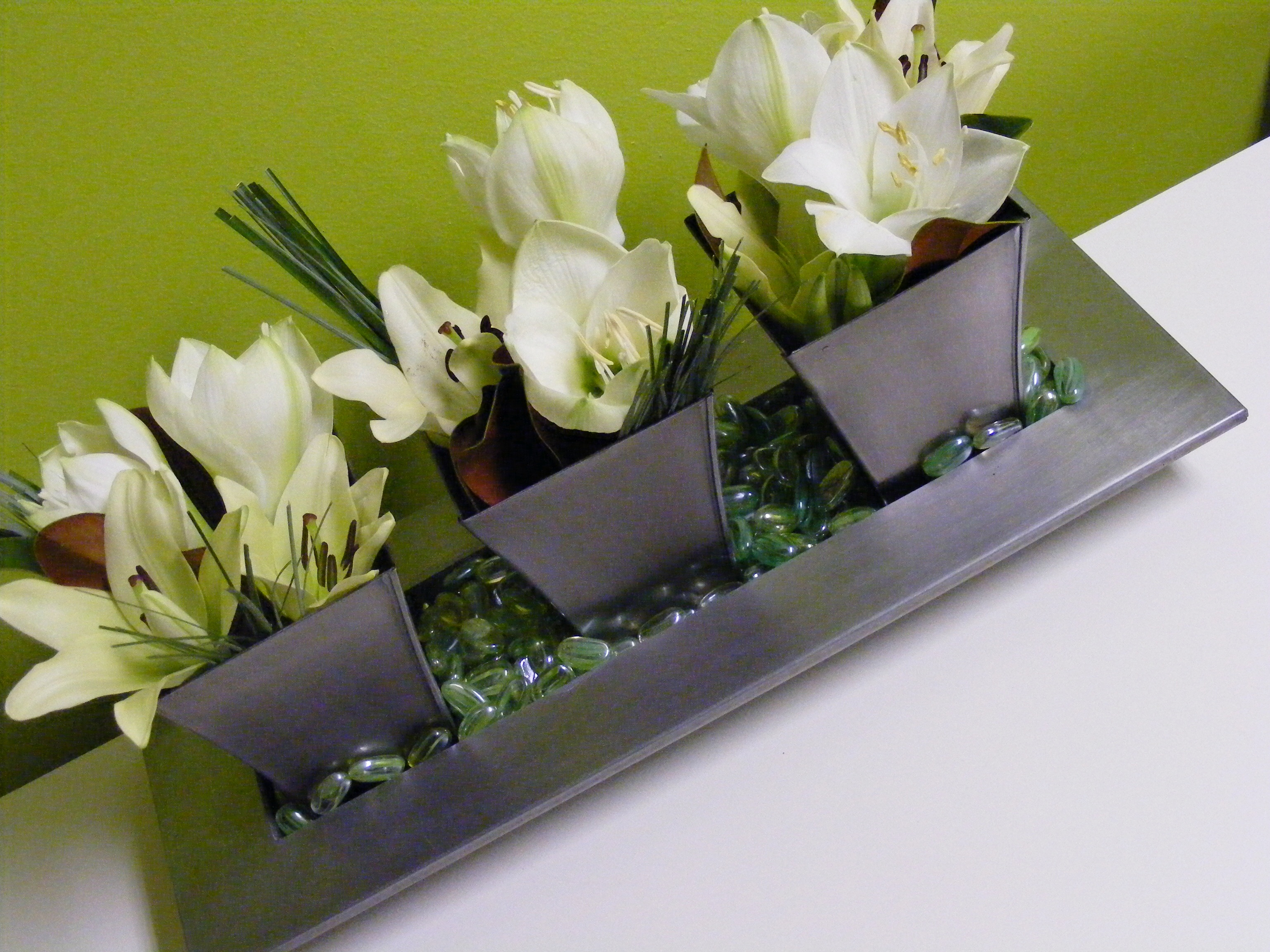 Lilies Mondu Floral Design High End Downtown Toronto Flower Shop