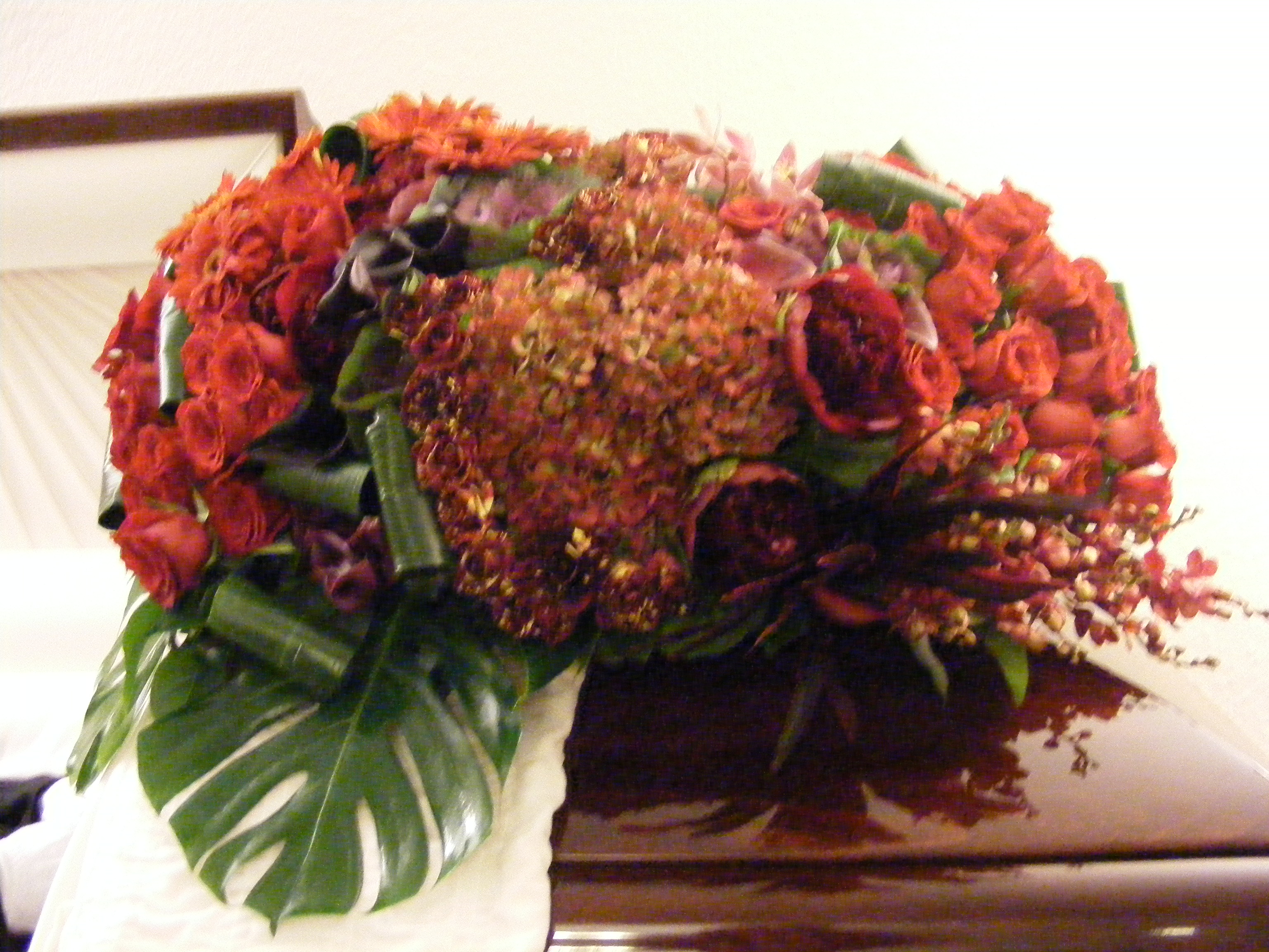 Funeral flowers mondu floral design high end downtown toronto flower pictures 634 izmirmasajfo