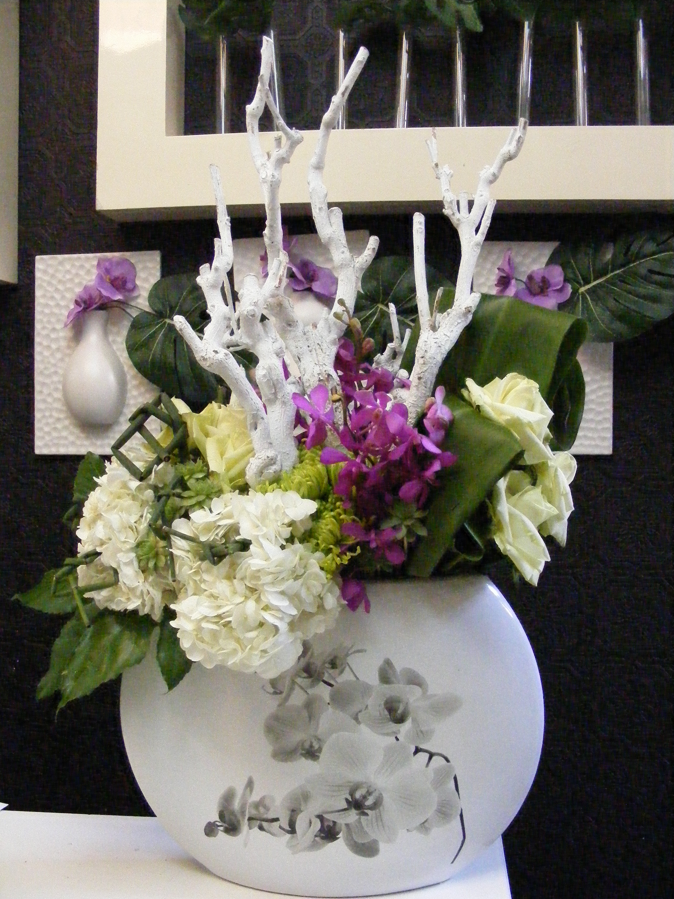 Mondu Floral Design High End Downtown Toronto Flower Shop