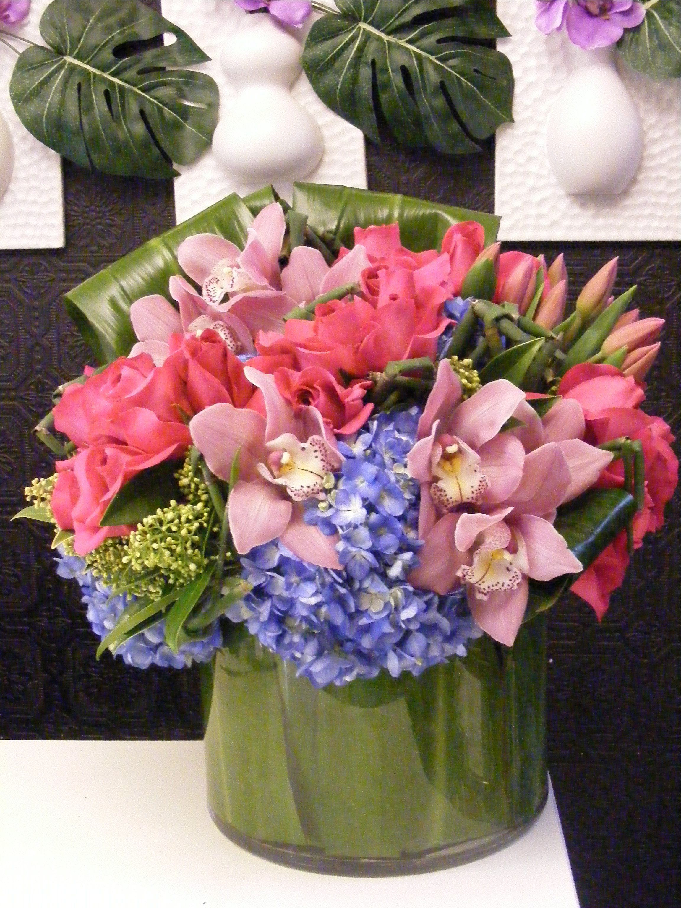 Celebrity flowers mondu floral design high end downtown toronto mondu floral design has had the privilege of designing some beautiful floral arrangements for some a list celebrities that have visited the city of toronto izmirmasajfo