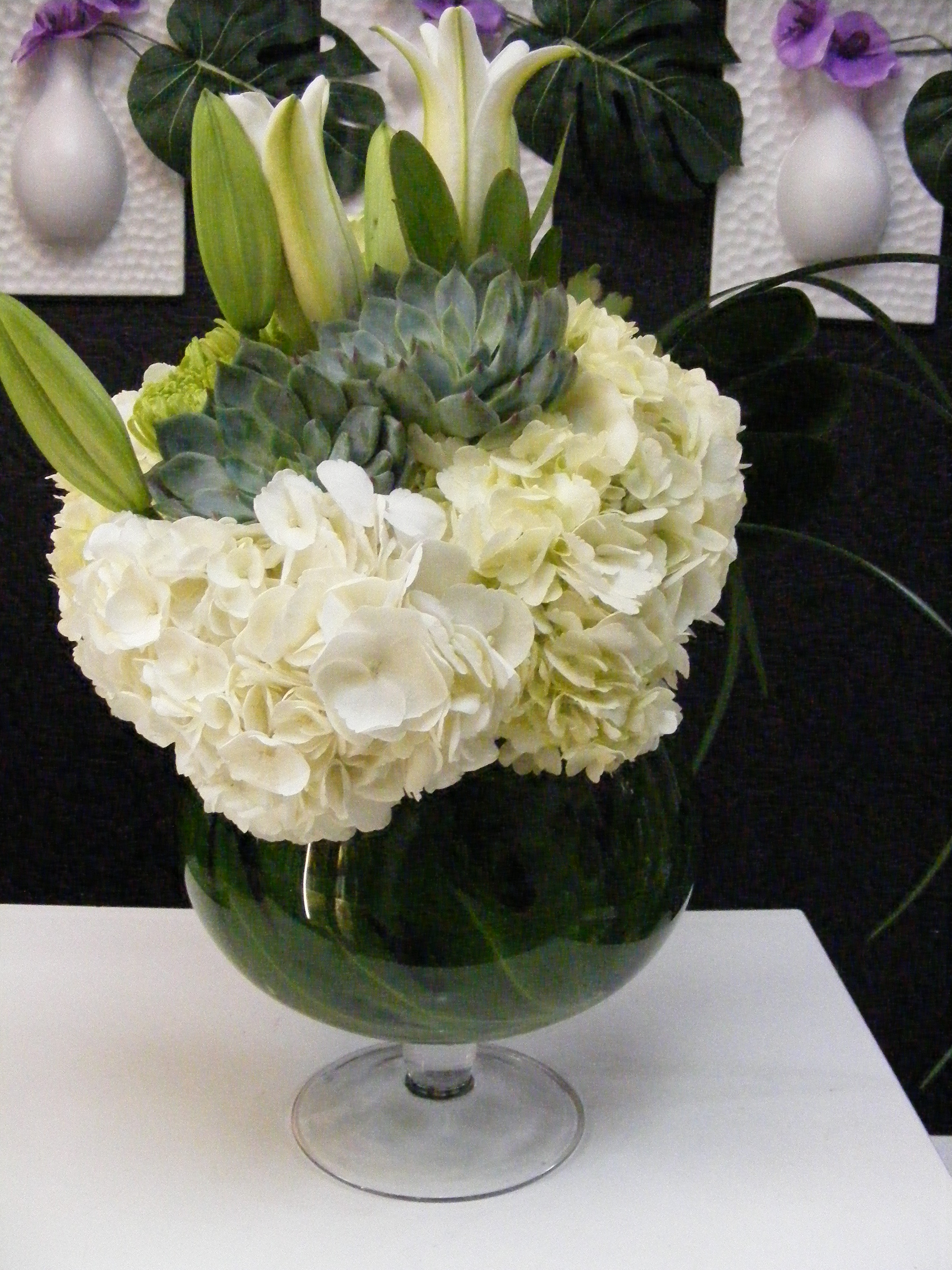 Custom Designed Arrangements « Mondu Floral Design – high-end ...